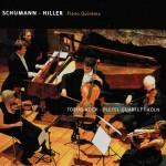 CD Cover Schumann Hiller