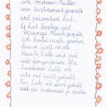 Schülerbrief 1